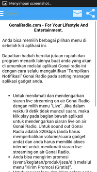 Gonai Radio screenshot 18