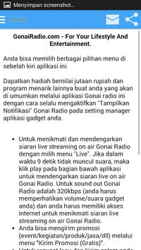 Gonai Radio screenshot 26