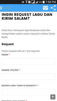 Gonai Radio screenshot 6