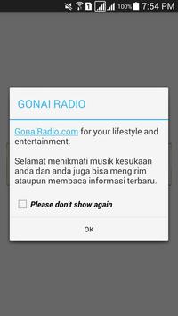 Gonai Radio screenshot 8