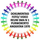 Reuni SMA 1 Purwokerto 1970 icon