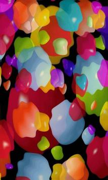 Water Bubbles Live Wallpaper poster