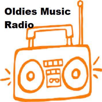 Oldies Music Radio poster