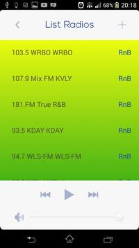RnB music Radio screenshot 8