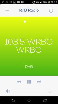 RnB music Radio screenshot 1