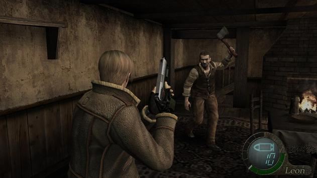 Game Resident Evil 4 Ultimate FREE New tips poster