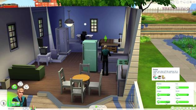 Game The Sims 4 Ultimate FREE New tips 1 2 (Android