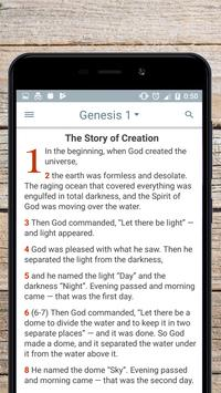 Good News Bible,  audio free version screenshot 1