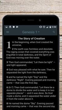 Good News Bible,  audio free version screenshot 2
