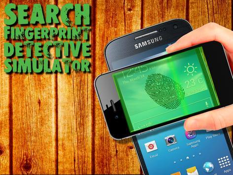 Fingerprints Sleuth Simulator screenshot 2