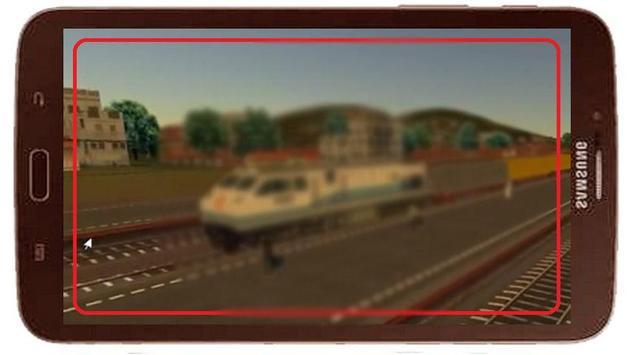 Tips Simulator Kereta Api apk screenshot
