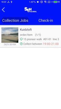 SGH Driver App screenshot 2
