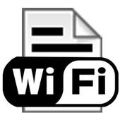 와이파이 파일전송 icon