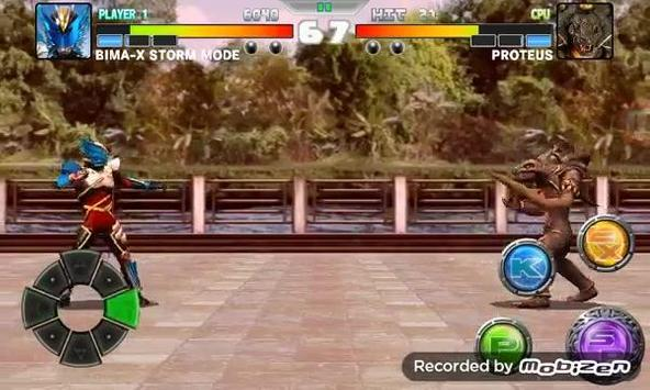 Bima Satria Baja Garuda apk screenshot