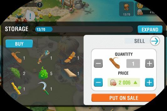 TIPS Minions Paradise apk screenshot