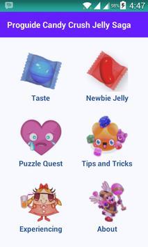 Proguide Candy Crush JellySaga poster
