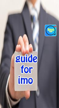 Free Guide IMO chat video 2017 poster