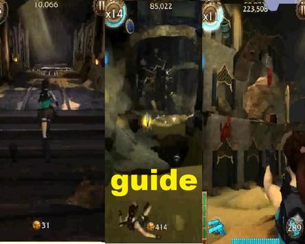LaraCroft Relic Run Win Guide poster