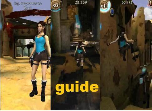 LaraCroft Relic Run Win Guide apk screenshot