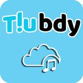 Tiubady 🎧 - Play music mp3 🎶 icon