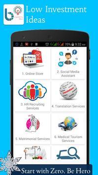 Business Ideas - Simplified Easy Ideas screenshot 1