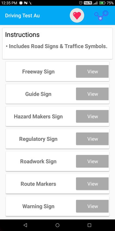 Rta Learner Driving Test Australia For Android Apk Download