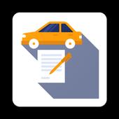 California DMV Permit Practice Driving Test 2018 icon