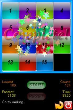 Slide Puzzle C apk screenshot