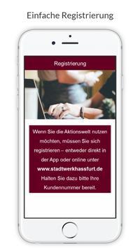Stadtwerk Haßfurt apk screenshot
