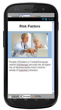 Gauchers Disease & Symptoms screenshot 3