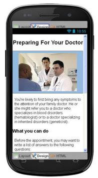 Gauchers Disease & Symptoms screenshot 5