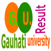 Gauhati University Exam Result icon