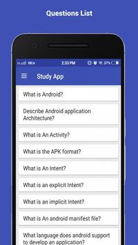 Study App - Programming Language. poster