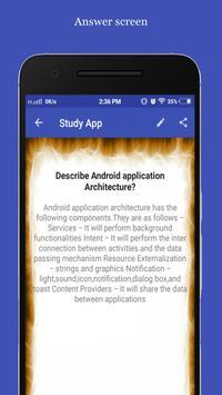 Study App - Programming Language. apk screenshot