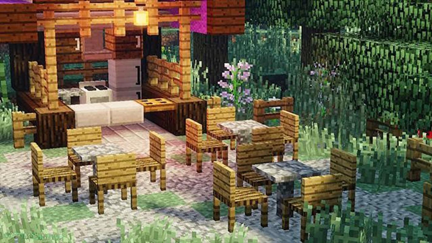 мод на мебели в майнкрафт 1.7.10 #3