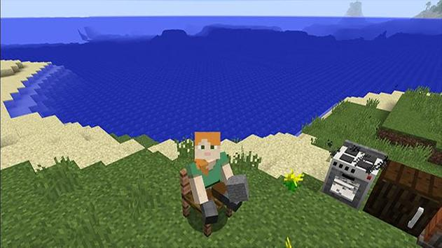Decoration mod and furniture for Minecraft screenshot 5