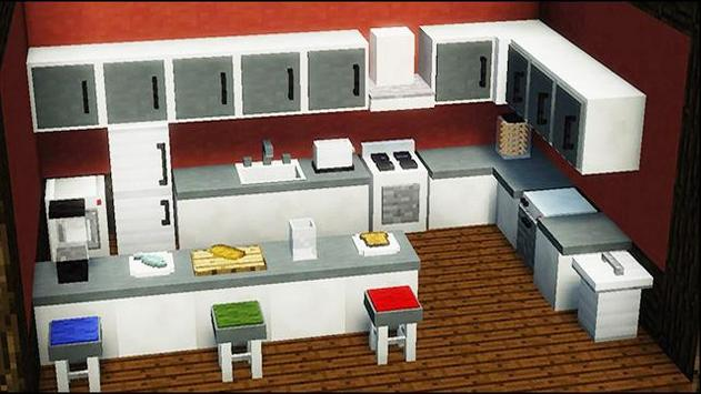 Decoration mod and furniture for Minecraft screenshot 7