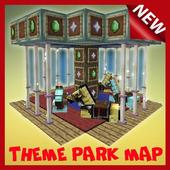 New theme park for minecraft icon
