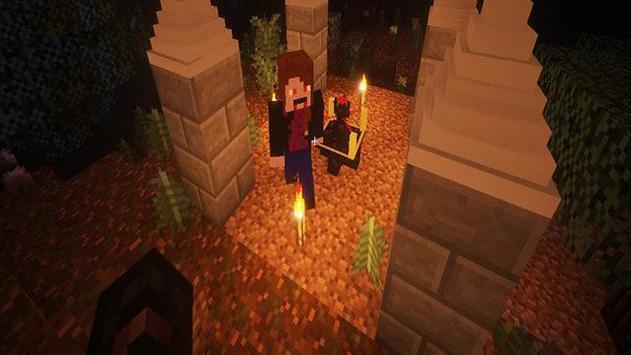 Vampire mod for Minecraft screenshot 1