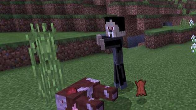 Vampire mod for Minecraft screenshot 2
