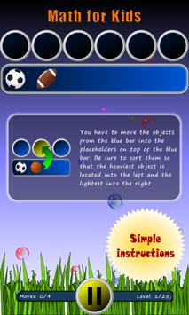 Math for Kids apk screenshot