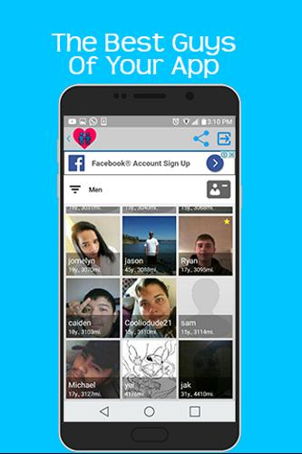 Gay Teen Chat: LGBT Community - Gay Chat Room for Android