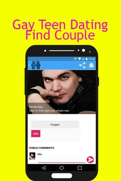 Gay Teen Dating: Free Dating -Gay Dating App for Android
