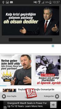 Tüm Gazeteler Ulusal&Yabanci screenshot 12