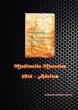 Meditación Matutina 2014 screenshot 3