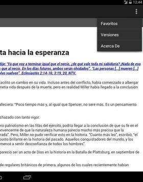 Meditación Matutina 2014 screenshot 2