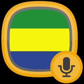 Radio Gabon poster
