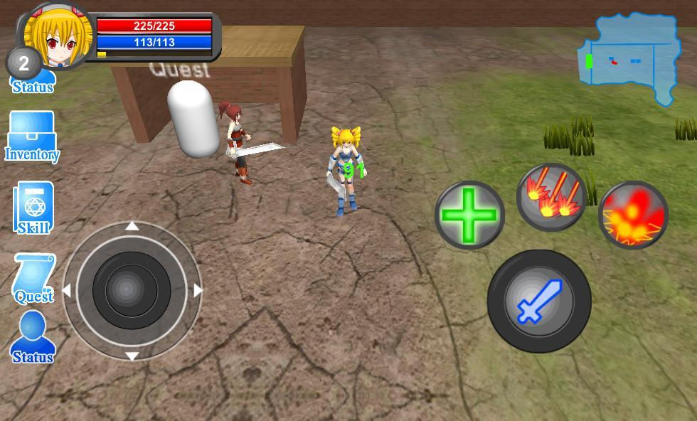 Top Down Action-RPG UNITY for Android - APK Download