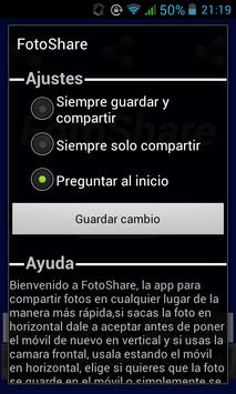 FotoShare apk screenshot