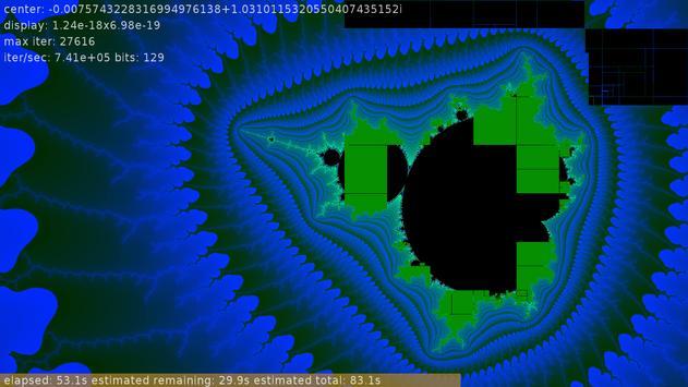 MandelSplit64 screenshot 1